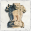 Ashoka's Pillars icon